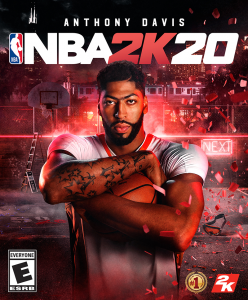 NBA 2K20 Standard Edition Cover