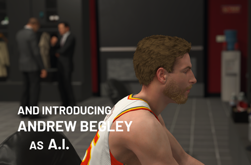 Unanswered Questions: A.I. Nickname in NBA 2K19