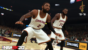 2016 Cleveland Cavaliers in NBA 2K20