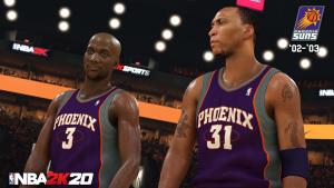2003 Phoenix Suns in NBA 2K20