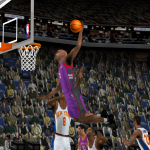 Vince Carter Dunks in NBA Live 2000