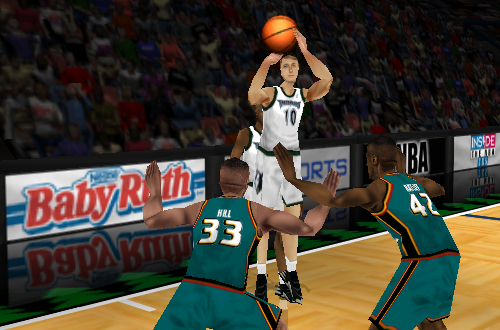 Shane Heal in NBA Live 98
