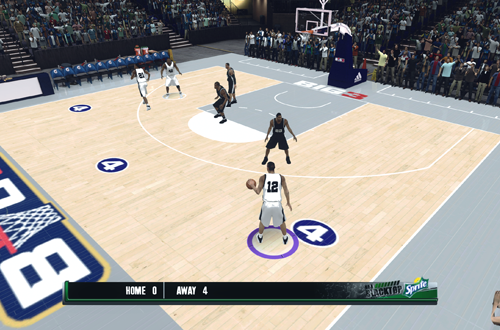 BIG3 NBA 2K11 Mod WIP
