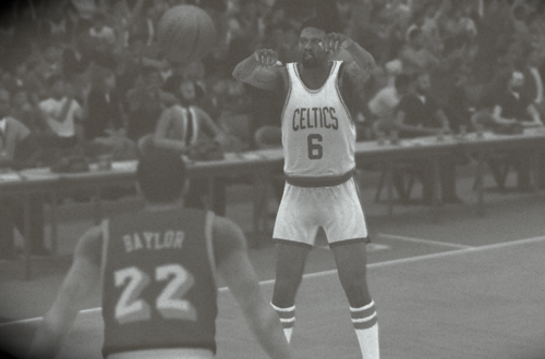 Unsolved Modding Mysteries: Retro Presentation in NBA's Greatest