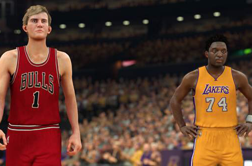 Wholesome Moments: Make-a-Wish Players in NBA 2K17