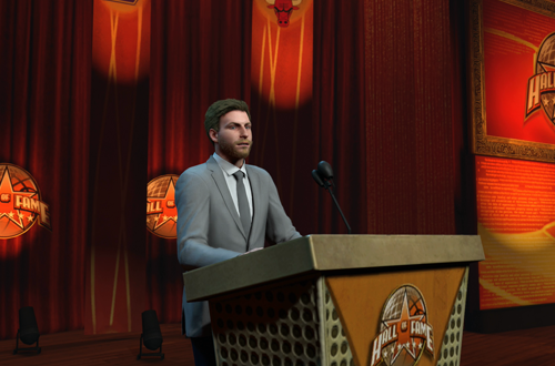 MyCAREER Hall of Fame Speech (NBA 2K19)