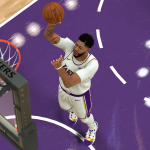 NBA 2K20 Cover Player Anthony Davis