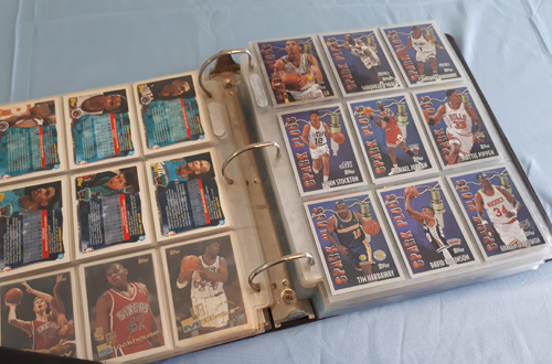 NBA Trading Cards Helped in the Creation of Rosters
