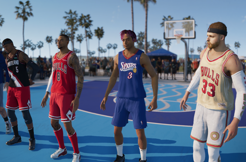 A LIVE Event in NBA Live 19