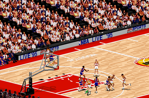 Zan Tabak in NBA Live 95