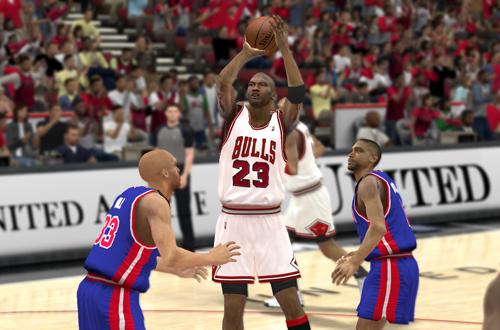 Reimagining NBA's Greatest: Michael Jordan