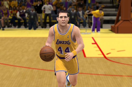 Reimagining NBA's Greatest: Jerry West