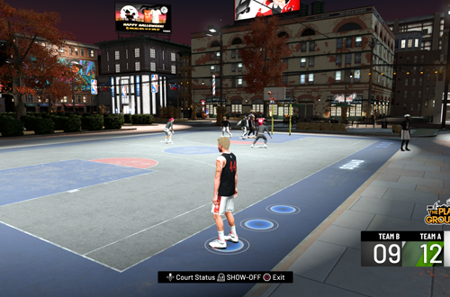 The Playground lacks proper matchmaking (NBA 2K20)