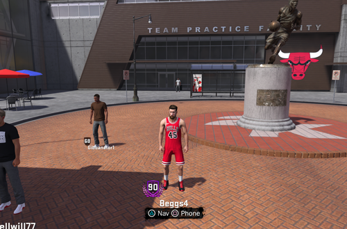 The Neighborhood in NBA 2K18