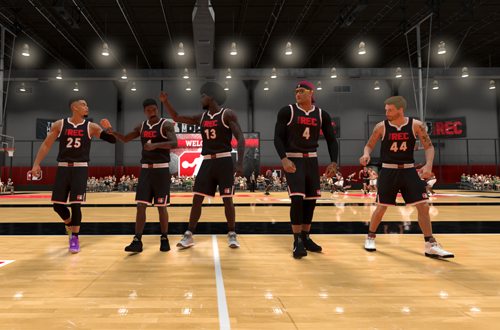 The Rec allows for some toxic behaviour (NBA 2K20)