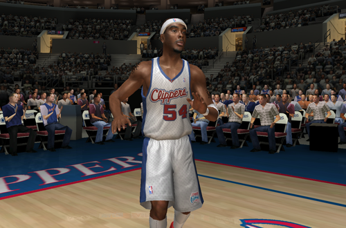 Chris Wilcox in NBA Live 06