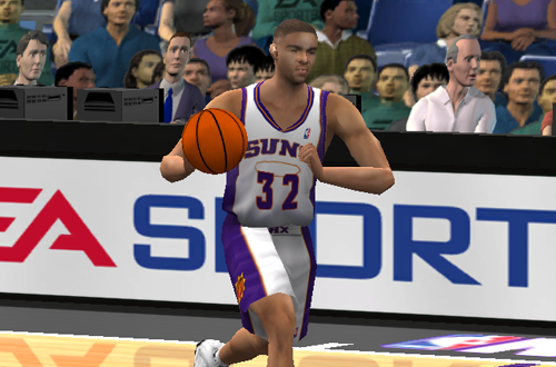Jason Kidd in NBA Live 2001