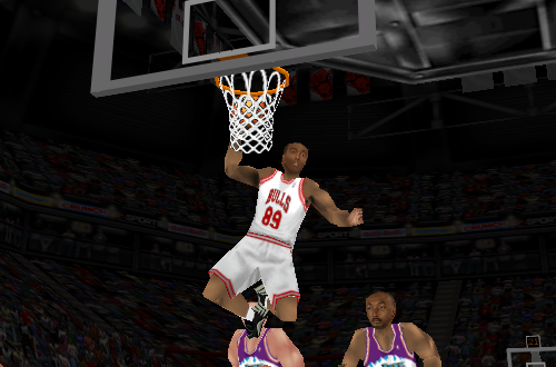 Roster Player in NBA Live 98