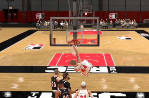 Friday in The Rec (NBA 2K20)
