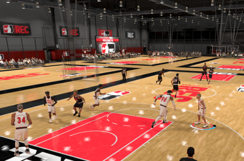 Sunday in The Rec (NBA 2K20)