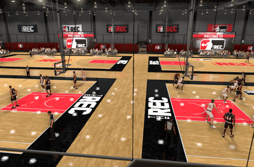 Tuesday in The Rec (NBA 2K20)