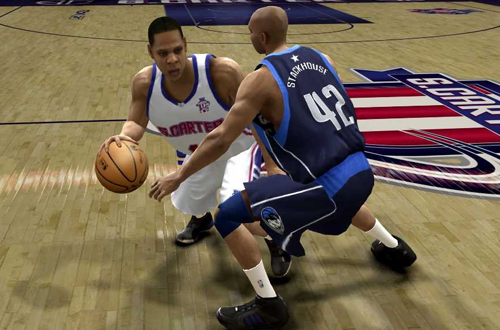 S. Carter All-Stars in NBA Live 07