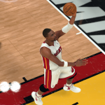 New Historical Players Added to NBA 2K20 (Chris Bosh)
