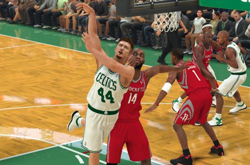 G.O.A.T. Brian Scalabrine (NBA 2K20)