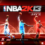 Wayback Wednesday: NBA 2K13, Executive Produced by Jay-Z