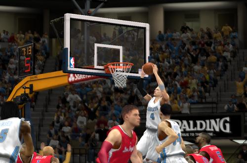 NBA 2K13 had the worst blocking mechanics