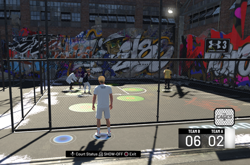 Got Next in The Cages (NBA 2K20)