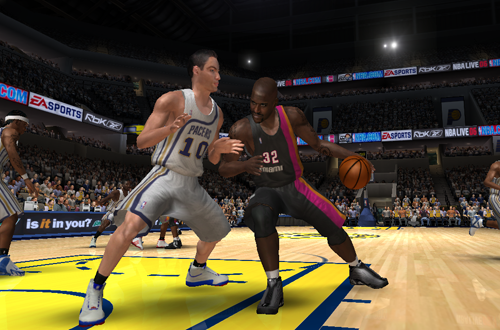 Miami Floridians Jersey in NBA Live 06