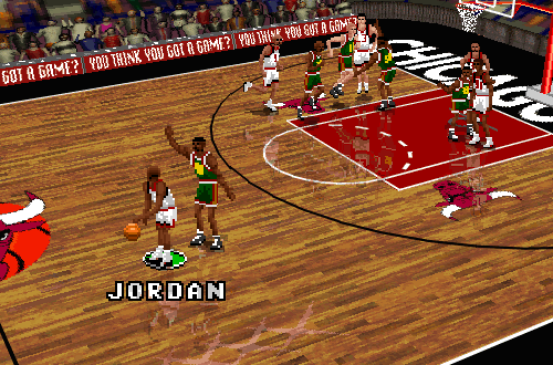 Minimalist Modding: Definitive Roster for NBA Live 96