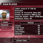 Wayback Wednesday: Unusual Ratings in NBA Live 2004