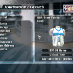 Wayback Wednesday: Unlockable Jerseys in Basketball Games