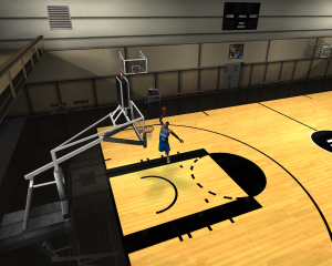 The Hangar for NBA Live 08 PC