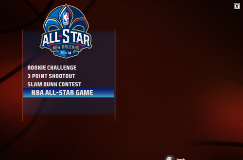 Satisfying Mods: All-Star Weekend 2014 Presentation for NBA Live 08