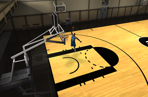 Satisfying Mods: The Hangar in NBA Live 08