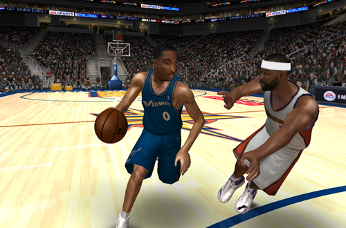 Satisfying Mods: Replay Fix for NBA Live 08