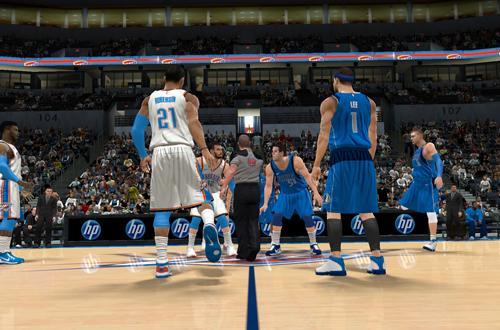NBA 2K11 2020 Season Roster Teaser