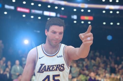 Hilarious-in-Hindsight: NBA 2K19 MyCAREER Story