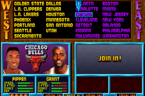 Milestones: 27 Teams (NBA Jam)
