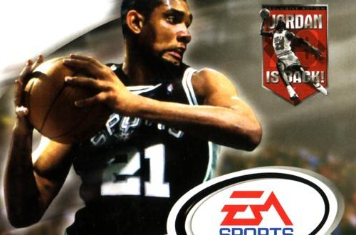 Hilarious-in-Hindsight Moments: Jordan is Back (NBA Live 2000)