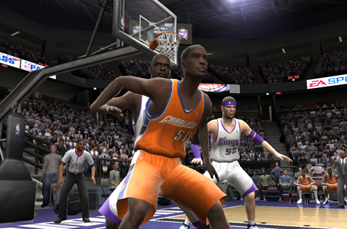 Milestones: Charlotte Bobcats join the NBA (NBA Live 2005)