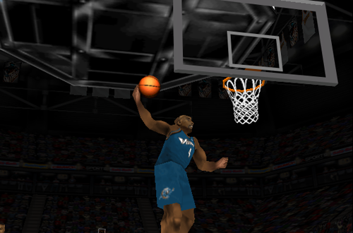 Milestones: Bullets become the Wizards (NBA Live 98)
