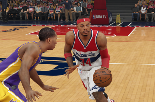 Paul Pierce in NBA 2K15