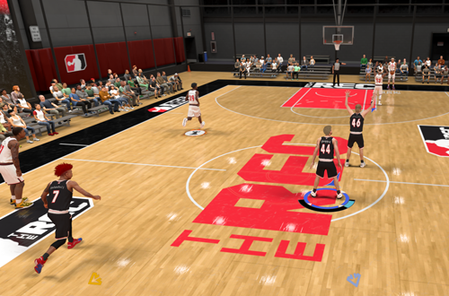 The Rec in NBA 2K20