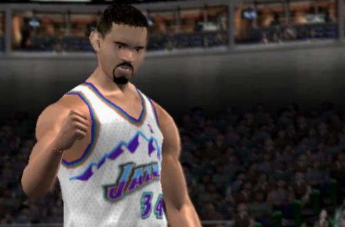 Scott Padgett in NBA Live 2002