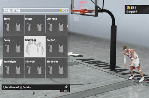Park Intros represent the Changing Face of NBA 2K