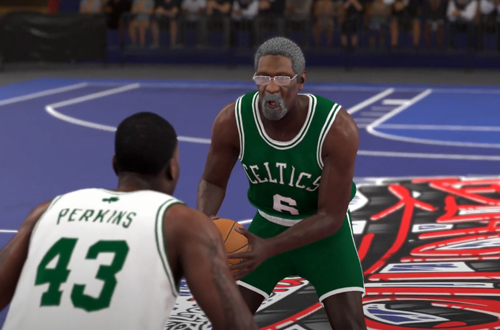 Old Bill Russell Video by Dee4Three
